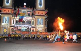Đại lễ Vía Đức Chí Tôn của đạo Cao Đài