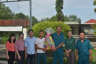 Châu Thành: Chuẩn bị chu đáo cho lễ giao nhận quân và Hội trại tòng quân