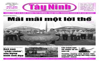 Điểm báo in Tây Ninh ngày 06.02.2017