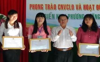 LĐLĐ thành phố Tây Ninh: Quan tâm hỗ trợ người lao động