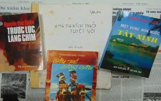 Dương Minh Châu trong văn học Tây Ninh