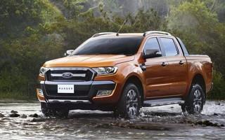 Triệu hồi gần 15.000 xe Ford Ranger tại Việt Nam