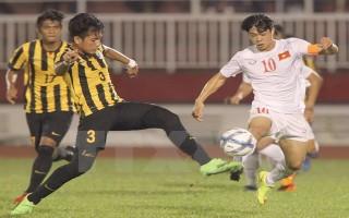 Công Phượng lập công, U23 Việt Nam thắng đậm U23 Malaysia