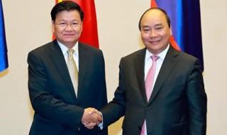 Việt - Lào tạo động lực mới thúc đẩy hợp tác