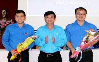 Tỉnh đoàn Tây Ninh: Bầu bổ sung 2 Phó Bí thư