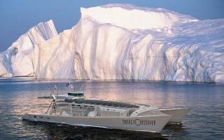 Con tàu chạy bằng năng lượng hydro đầu tiên trên thế giới