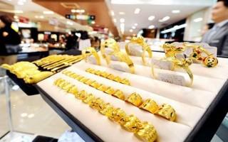 Giá vàng ngày 11.2: Vàng giảm ngược chiều thế giới