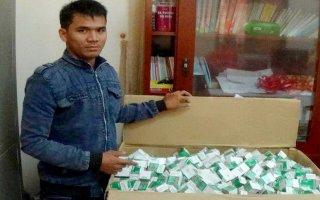 Tịch thu trên 5.200 hộp thuốc tây không nguồn gốc