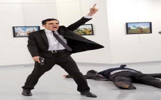 Ảnh ám sát Đại sứ Nga tại Thổ Nhĩ Kỳ đoạt giải báo chí thế giới 2017