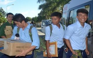 Thành phố Tây Ninh: Xử lý hình sự thanh niên trốn tránh nghĩa vụ quân sự