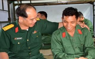 Bộ CHQS Tây Ninh: Kiểm tra công tác tuyển quân năm 2017