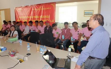 Truyền thông về phòng chống tác hại của thuốc lá cho người lao động