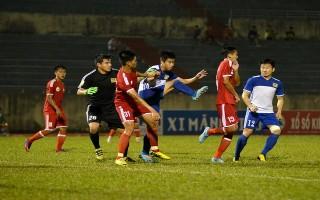 Xi măng Fico Tây Ninh tiếp CLB bóng đá Huế