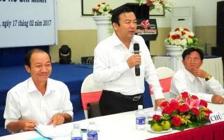 Cụm thi đua các Hội Nhà báo miền Đông Nam bộ và TP.Hồ Chí Minh tổng kết hoạt động năm 2016