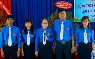 Đoàn thanh niên Sở Xây dựng tổ chức Đại hội đại biểu lần II, nhiệm kỳ 2017-2019