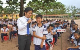Nhiều hoạt động ý nghĩa trong công tác Đoàn và phong trào thanh thiếu nhi trường học