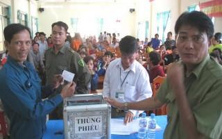 Tân Biên: Giao đất cho 99 hộ dân di dời ra khỏi đất lâm nghiệp