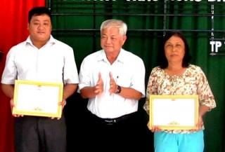 Thành phố: Hơn 1.700 nông dân được công nhận sản xuất kinh doanh giỏi