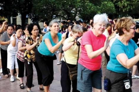 Người nước ngoài cảm thấy hạnh phúc khi sống ở Việt Nam