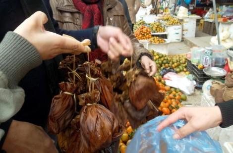 Ngọt lành bánh gai Tân Quang