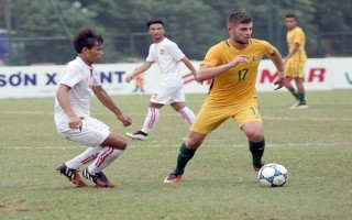 Giải U19 tổ chức tại Việt Nam bị dàn xếp tỉ số?