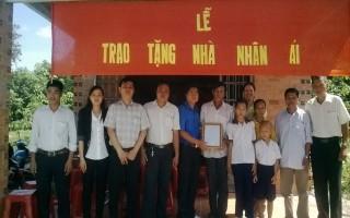 Những công trình ý nghĩa của Đoàn thanh niên huyện Dương Minh Châu