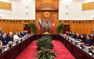 Việt - Nga thúc đẩy sớm ký kết thỏa thuận về kiểm soát an toàn thực phẩm