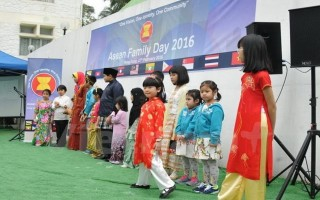 Quảng bá đất nước, văn hóa Việt Nam tại Làng ASEAN ở Australia