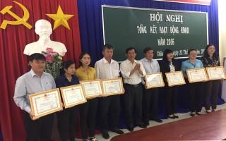 HĐND huyện Châu Thành: Tổng kết hoạt động năm 2016