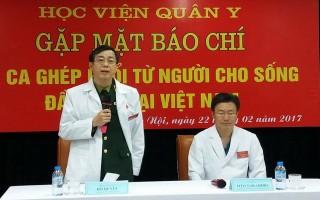 Ca ghép phổi thành công đầu tiên tại Việt Nam