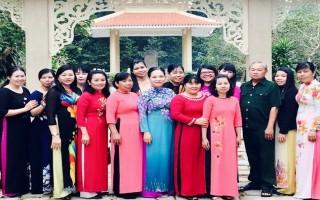 Hội LHPN Tây Ninh: Tổ chức về nguồn, viếng Bia tưởng niệm Hội LHPN Giải phóng miền Nam