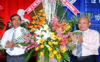 BVĐK Tây Ninh: Tổ chức kỷ niệm ngày Thầy thuốc Việt Nam