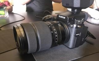 Máy ảnh Medium Format của Fujifilm về Việt Nam, giá 150 triệu đồng