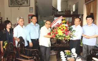Đoàn lãnh đạo tỉnh Bắc Giang thăm và làm việc tại Tây Ninh