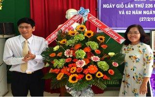 Trung tâm Y tế các huyện tổ chức kỷ niệm ngày Thầy thuốc Việt Nam 27.2