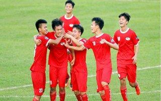 XM.F Tây Ninh cầm hòa cựu binh V.League Đồng Tháp