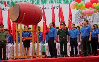 Phó Thủ tướng Vương Đình Huệ phát động Tháng Thanh niên 2017