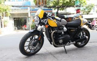 Triumph Street Cup 2017 xuất hiện tại Việt Nam