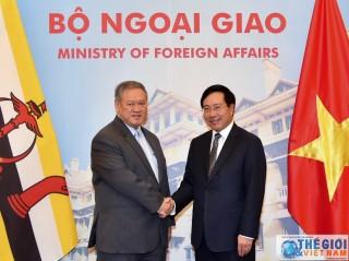 Việt Nam - Brunei: tăng cường hợp tác toàn diện
