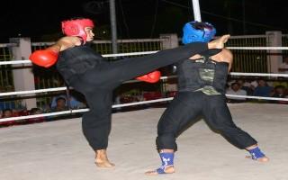 Kết thúc giải vô địch võ thuật cổ truyền tỉnh Tây Ninh: Châu Thành chiếm ngôi đầu