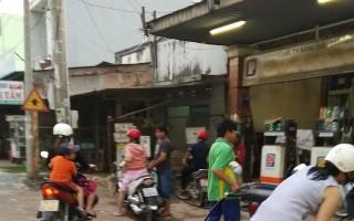 Tăng cường kiểm tra, rà soát các cửa hàng xăng dầu