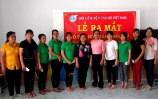 Gò Dầu: Thành lập Tổ phụ nữ trong doanh nghiệp trường mầm non