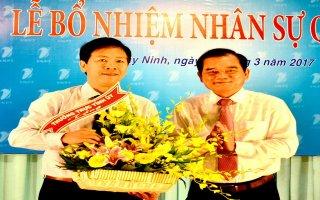 Bổ nhiệm Giám đốc VNPT Tây Ninh