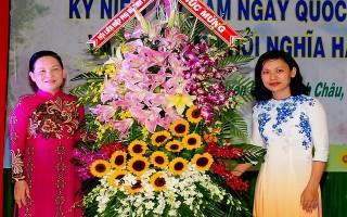 Hội LHPN huyện Dương Minh Châu: Họp mặt kỷ niệm ngày Quốc tế Phụ nữ 8.3