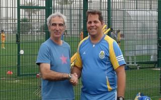 Campuchia mời HLV Brazil để đối đầu với HLV Hữu Thắng