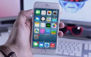 Apple âm thầm ra phiên bản iPhone 6 dung lượng 32 GB