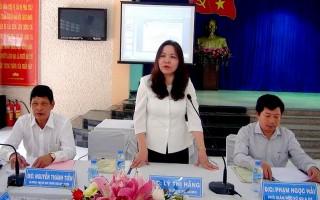 Bộ GD&ĐT kiểm tra công tác phổ cập giáo dục mầm non tại Tây Ninh