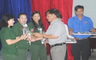 LĐLĐ tỉnh: Họp mặt kỷ niệm ngày Quốc tế phụ nữ 8.3