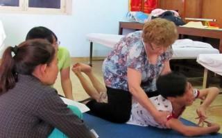 Thành phố Tây Ninh: Đẩy mạnh phục hồi chức năng dựa vào cộng đồng