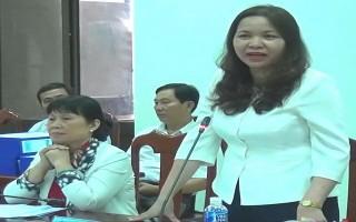 Bộ GD&ĐT: Kiểm tra công tác phổ cập giáo dục Mầm non ở huyện Dương Minh Châu